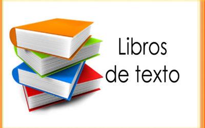 Libros curso 2021/2022